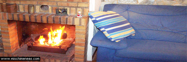 Ventajas de las chimeneas de le a chimeneas for Construccion de chimeneas de lena